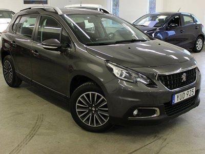 begagnad Peugeot 2008 Active+ 1,2 PureTech 110hk Aut -
