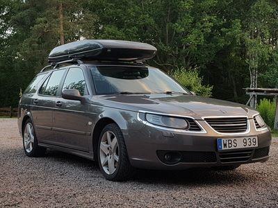 begagnad Saab 9-5 Linear Sportcombi 2,3t 2007