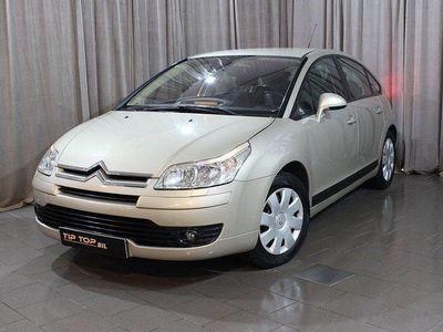 begagnad Citroën C4 1.6i 6000Mil (109hk)
