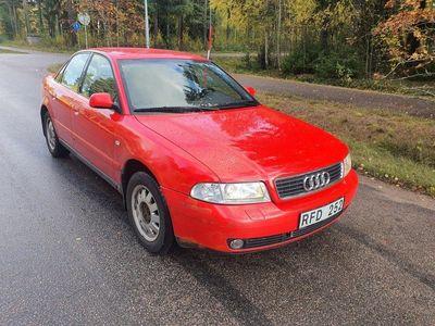 begagnad Audi A4 1,6
