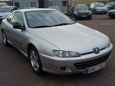 begagnad Peugeot 406 Coupe 3,0 Auto/nybes/206Hk/Drag -04