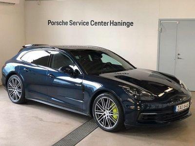 begagnad Porsche Panamera 4 E-Hybrid Sport Turismo 646