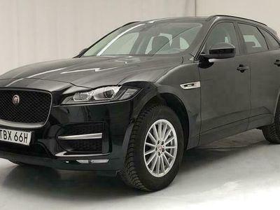 begagnad Jaguar F-Pace 2.0D AWD 2020, SUV Pris 450 000 kr