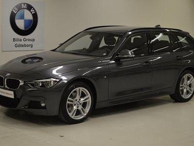 begagnad BMW 318 d xDrive Touring M-Sport 2017, Kombi 339 900 kr