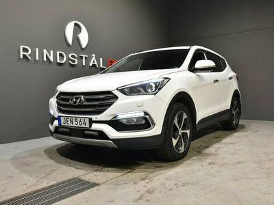 begagnad Hyundai Santa Fe 2.2 CRDi AUT 4WD DRAG INFINITY NAV 2016, SUV Pris 179 900 kr