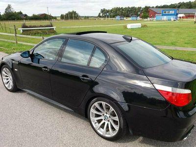 begagnad BMW M5 Hartge V10