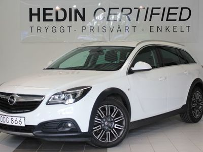 used Opel Insignia Country Tourer 2.0 CDTI 4x4 Aut 170hk