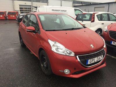 begagnad Peugeot 208 /5-dörrar/1.2 VTi 82HK/