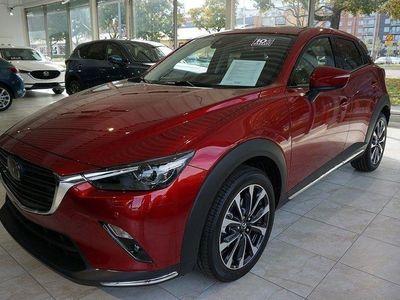 begagnad Mazda CX-3 SUV 2.0 150 hk Aut. Optimum AWD S