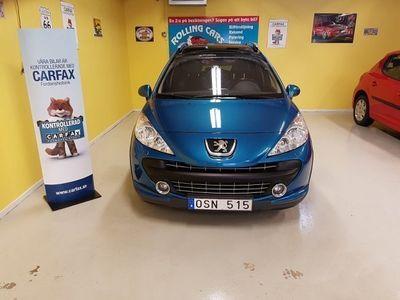 begagnad Peugeot 207 1,6 PANORAMA