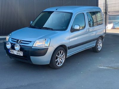 begagnad Peugeot Partner 1.6 2005, Transportbil 22 800 kr