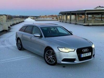 begagnad Audi A6 4G