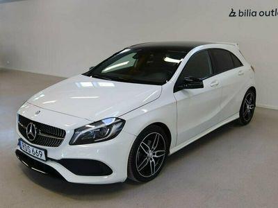 begagnad Mercedes A200 d AMG Night Pkt Navi / CarPlay