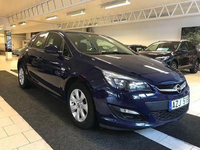 begagnad Opel Astra Enjoy 1.6 115hk