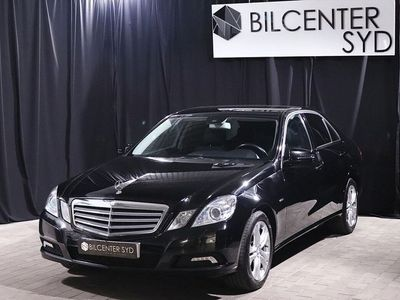 begagnad Mercedes E250 CDI BlueEFFICIENCY 5G-Tronic, 204hk