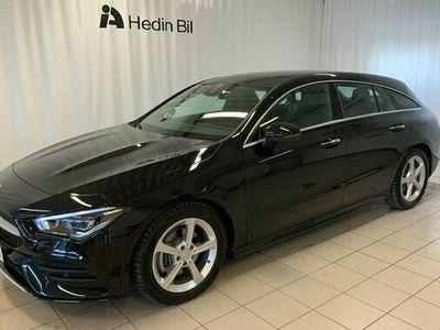 begagnad Mercedes 180 CLA BenzSHOOTING BRAKE AMG PREMIUMPAKET PLUS 2021, Sportkupé Pris 375 900 kr