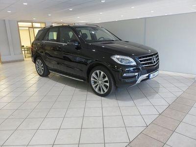 begagnad Mercedes 350 M-KlassBlueTEC 4MATIC 7G-Tronic Plus 258hk
