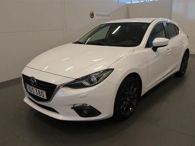 begagnad Mazda 3 2.0 165 hk 6man VisionR