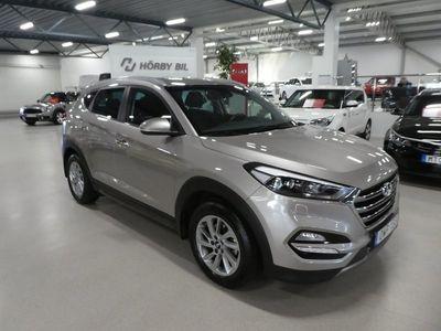 begagnad Hyundai Tucson 2.0 CRDi 4WD Automat 136hk Trend