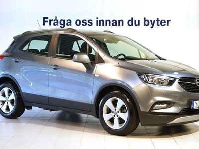 begagnad Opel Mokka X Enjoy 1.4 Turbo 140hk Dragkrok