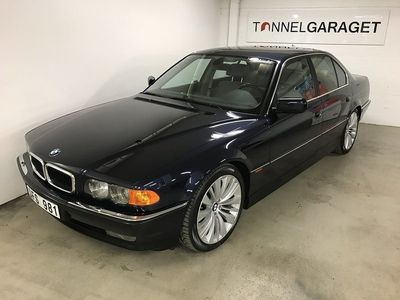 begagnad BMW 740 i Automat 286hk sv-såld