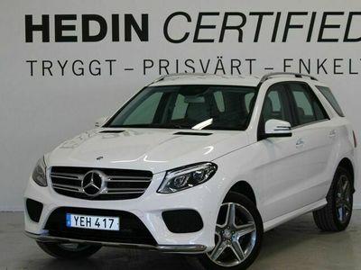 begagnad Mercedes GLE350 - Benz4M AMG Drag Harman / Kardon Carplay 360 - Cam