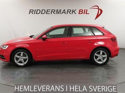 begagnad Audi A3 Sportback 2.0 TDI 150hk M-Värm P-Sens Nyservad Nybes
