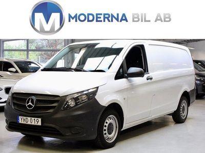 begagnad Mercedes Vito 114 CDI D AUT EU6 136HK D-VÄRM