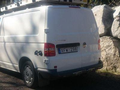 używany VW Transporter T5 4-Motion -06