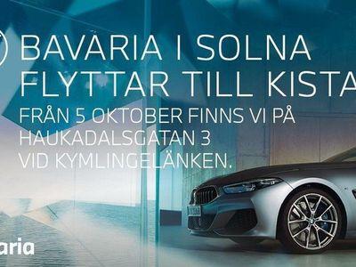 begagnad BMW 120 i3Ah Charged Plus Nav Professional