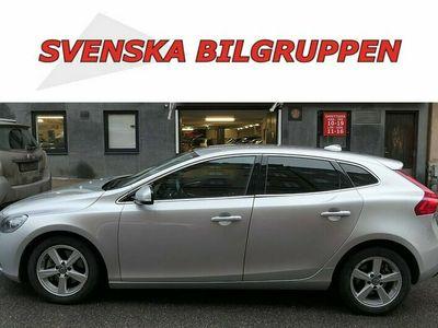 begagnad Volvo V40 D2 Momentum Aut Xenon LM S+V-Hjul