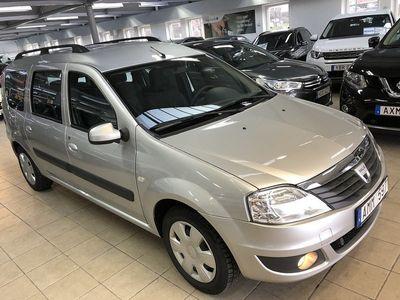 begagnad Dacia Logan 1.6 7-sits Obs 7000Mil -10