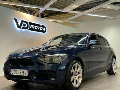 begagnad BMW 118 d Urban Line Värmare PDC