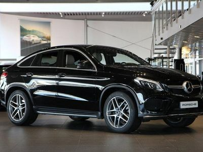 begagnad Mercedes GLE350 d 4MATIC Coupé 9G-Tronic AMG