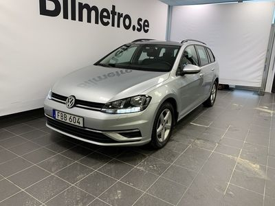 begagnad VW Golf Sportscombi 2.0 TDI 150hk 4MOTION