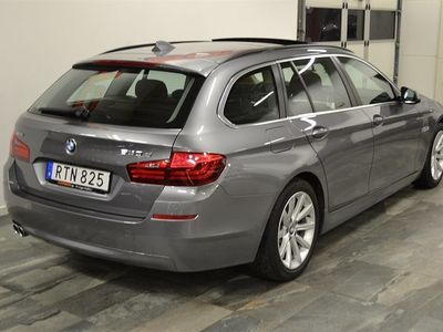 begagnad BMW 530 D 258HK xDrive Välutrustad | 1500Mil