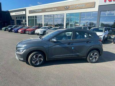 begagnad Hyundai Kona 1.6 GDi HEV 6DCT Essential 2021, SUV Pris 266 800 kr
