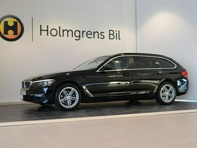 begagnad BMW 520 d Touring Connected - Automat Backkamera (190hk)