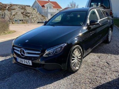 begagnad Mercedes C220 /Värmare/Vinterhjul/drag