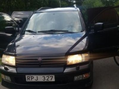begagnad Mitsubishi Space Wagon 6sits -01