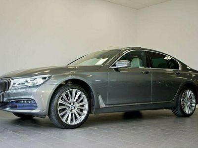 begagnad BMW 730 d xDrive / SE SPEC / Luftfjädring - 4860kr/månad