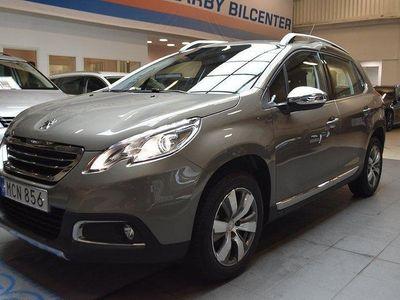 begagnad Peugeot 2008 1.2 VTi 82HK ACTIVE PureTech /