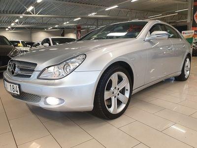 begagnad Mercedes CLS500 ENDAST 5.7.17 mil 7G-Tronic 388hk