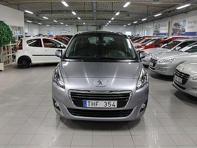 begagnad Peugeot 5008 1,6 e-HDi 114hk Allure Automat Dragkrok