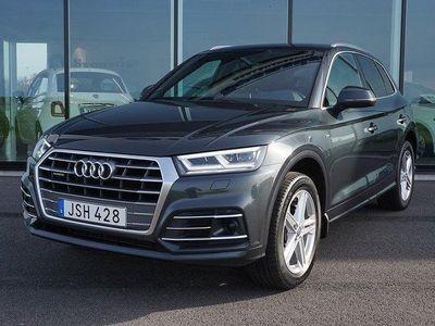 begagnad Audi Q5 2.0 TDI 190 HK SPORT