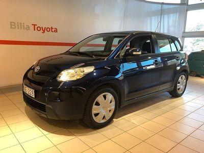 begagnad Toyota Urban Cruiser 1.33 Dual 101hk