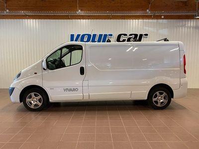 begagnad Opel Vivaro Van 2.0 dCi Värmare Drag 2014, Personbil 109 000 kr