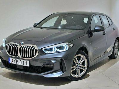begagnad BMW 118 i M-Sport, Eluppvärmd ratt