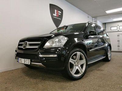 begagnad Mercedes GL350 CDI 4MATIC 7-sits 265hk