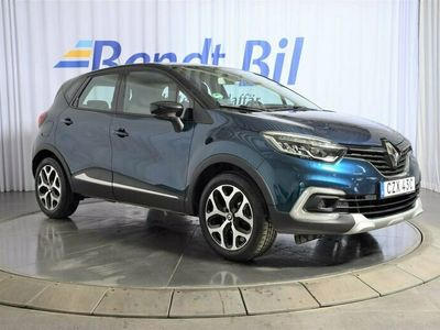begagnad Renault Captur 5dr 0.9 TCe 90hk/ Navigation/ Backkamera